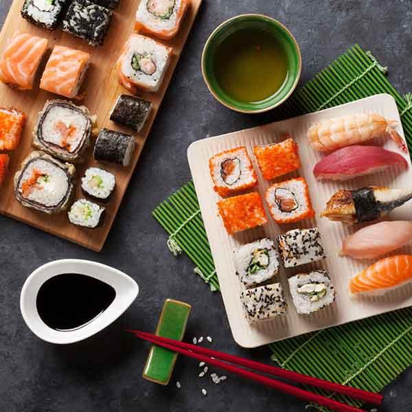 Sushi New Style